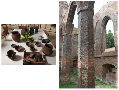 Vorschaubild zur Meldung: Vorträge zu den archäologischen Grabungen in der Wriezener Marienkirche