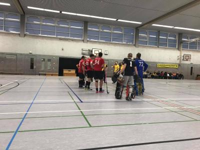 """Foto zur Meldung: Die 1. Herren sagen ganz leise """"Tschüss Oberliga Berlin"""""""