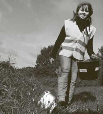 Vorschaubild zur Meldung: Herbst besser als Frühjahr: Die beste Zeit für eine Flursäuberung