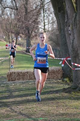 Foto zur Meldung: 17-jährige Sojna Vernikov siegt in ihrem ersten Marathon