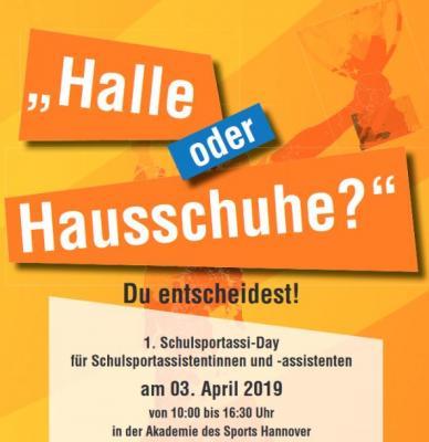 Schulsportassi-Day; Sportjugend Niedersachsen