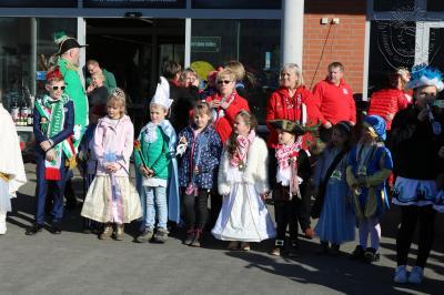 16. Kinder-Karnevals-Parade des LCV in Lehnin
