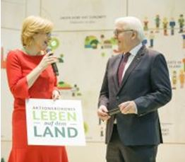 """Foto zur Meldung: Aktionsbündnis """"Leben auf dem Land"""""""