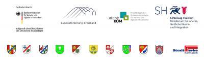 Foto zur Meldung: Amt Rantzau: Glasfaser für alle kommt! Baustart im Frühjahr 2019