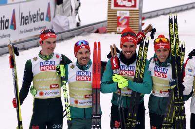 Skiverband Schwarzwald Ev In Seefeld Team Silber Für Fabian