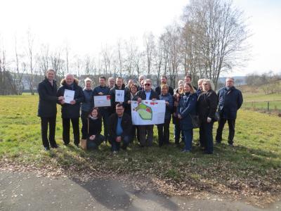 Foto zur Meldung: EU - Förderung für Generationenspielplatz Rotensee