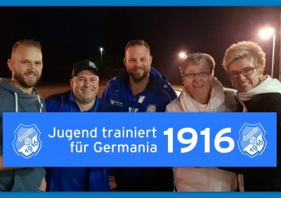 Foto zur Meldung: Jugend - Germania präsentiert erneut Futsal vom Feinsten