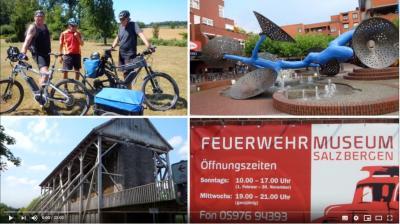 Vorschaubild zur Meldung: Radtouren Gehle Zwei auf Tour