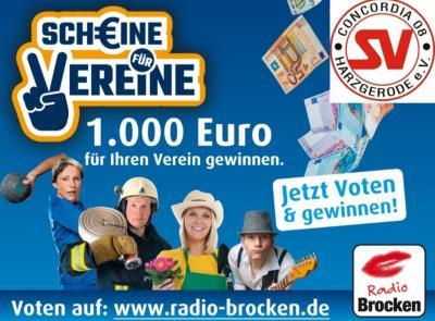 Foto zur Meldung: Bitte helft alle mit , dann haben wir eine Chance auf 500€ bis 1000€