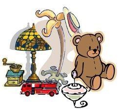 Vorschaubild zur Meldung: Trödelmarkt - Baby- & Kindersachen, sonstiger Trödel