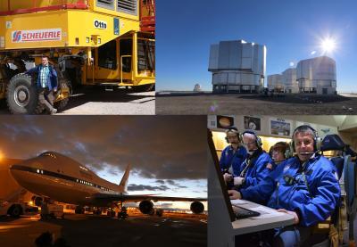 Foto zur Meldung: Zusatztermin am 13.04.2019, 17:00 Uhr -Astronomische Reisen - Atacama und Stratosphäre