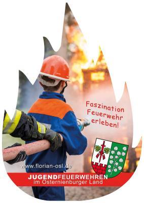 Flyer Jugendfeuerwehr Osternienburger Land