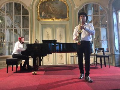 Vorschaubild zur Meldung: Großer Erfolg der jungen Musiker!   Schüler aus Helena´s Musikschule in Vallendar / Urbar waren wieder  erfolgreich beim Regionalwettbewerb Jugend Musiziert in Neuwied