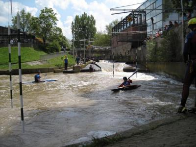 Foto zur Meldung: Neue Nutzungsordnung für die Kanusportanlage Bischofsmühle in Hildesheim
