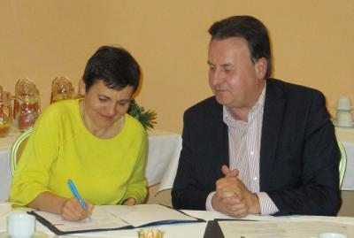 """Foto zur Meldung: Kooperationsvertrag """"Ausbildung von Gästeführern"""""""
