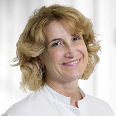 Erika Scheidl, Oberärztin Neurologie