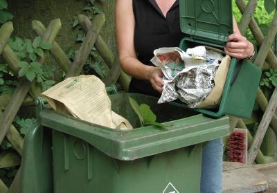 Foto zur Meldung: Mehr Bioabfälle werden verwertet - Neue Biotonnen kommen bald