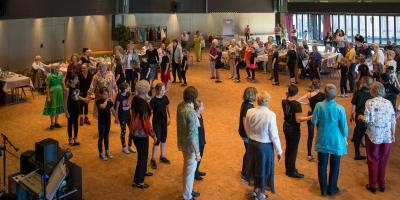 Der zweite Tanztee 2019 für Seniorinnen und Senioren findet am Mittwoch, 13. März ab 14 Uhr im Bürgerhaus Bischofsheim statt.