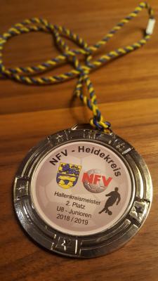 Foto zur Meldung: U08: F2-Jugend – Vizemeisterschaft errungen