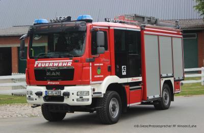 Auf dem Bild zu sehen ein ähnliches Fahrzeug, das die Feuerwehr Bütlingen/Samtgemeinde Elbmarsch im vergangenem Jahr bekommen hat.