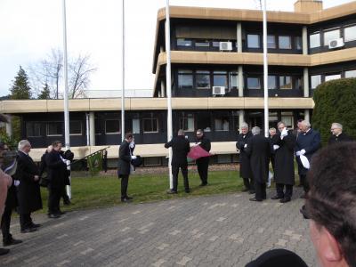Vorschaubild zur Meldung: Wächtersbacher Narren geben Rathaus zurück