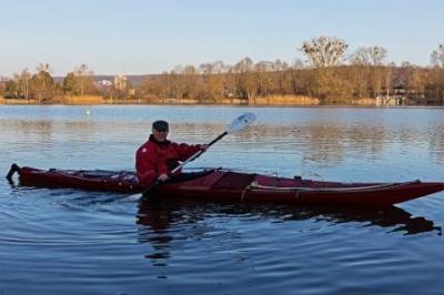 """Foto zur Meldung: Kanu-Aktion für saubere Flüsse: """"STINK-Tour"""" von Göttingen zur Nordsee setzt Zeichen gegen Gewässerverschmutzung"""