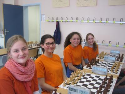 Vorschaubild zur Meldung: Landes- Schulschachmeisterschaft