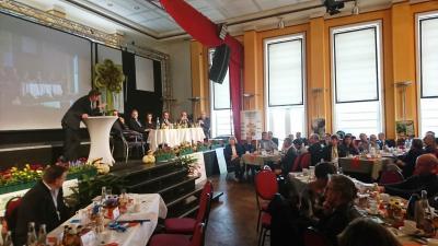 Foto zur Meldung: 25. Verbandstag in Luckau