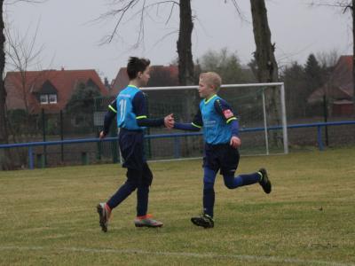 5:0 Sieg gegen Baalberge!