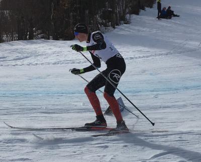 Foto zur Meldung: Till sprintet aufs Podest