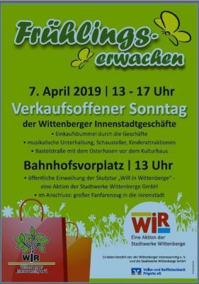 Foto zur Meldung: Frühlingserwachen