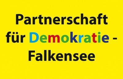 Logo der Falkenseer Partnerschaft für Demokratie