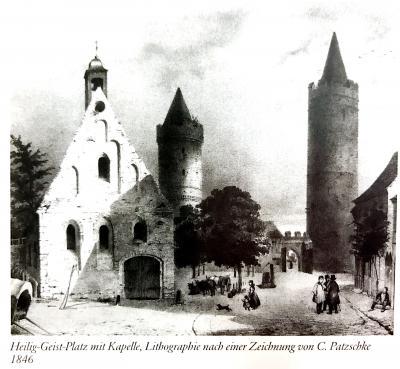 Vorschaubild zur Meldung: Aktuelles zum Baufortschritt B102 Altstadt Jüterbog