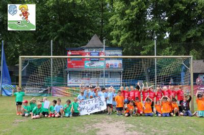 Foto zur Meldung: Jugend - Kindergarten-Cup 2019 - Zum 7. Mal bei Germania