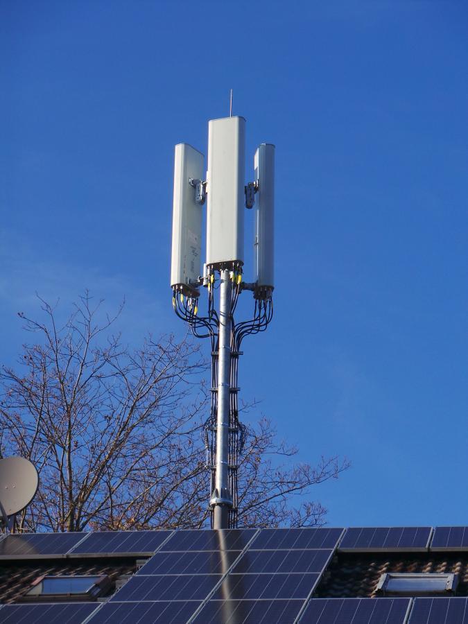 Vorschaubild der Meldung: Inbetriebnahme der Mobilfunkstation Schönbrunn a. Lusen