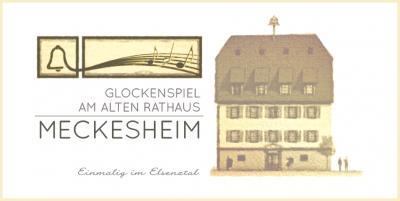 """Grafik """"Glockenspiel am Alten Rathaus"""""""