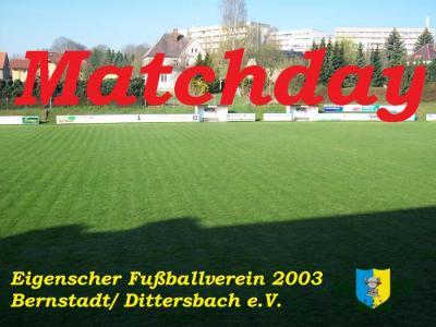 Foto zur Meldung: Das Fußballwochenende( 16.03.- 17.03.2019) auf dem Eigen