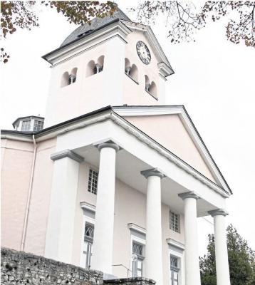Vorschaubild zur Meldung: 200 Jahre Rundkirche: Vortrag über die Entstehungsgeschichte