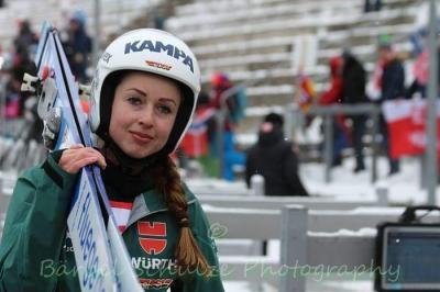 Foto zur Meldung: 2.Platz mit Schanzenrekord in Trondheim