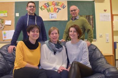 Foto zur Meldung: KITA ST. ANNA: Neuer Vorstand im Johannesverein Schondra