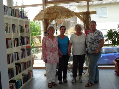 Foto zur Meldung: Frauenpower im Gemeindevorstand der Gemeinde Nauheim