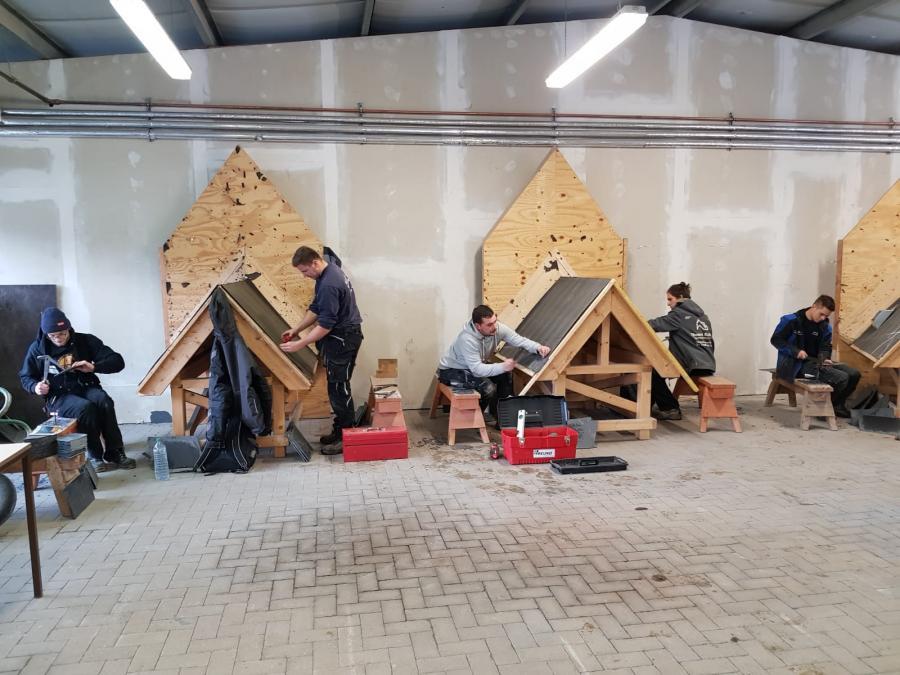 Bild der Meldung: Winter - Fachlehrgänge im Dachdeckerhandwerk