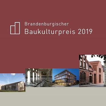 Vorschaubild zur Meldung: Brandenburgischer Baukulturpreis 2019