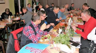 Foto zur Meldung: Innungsversammlung der Dachdecker 2019