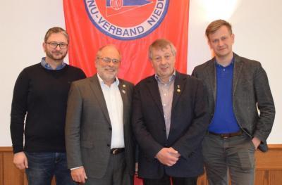Foto zur Meldung: Verbandstag des LKV Niedersachsen