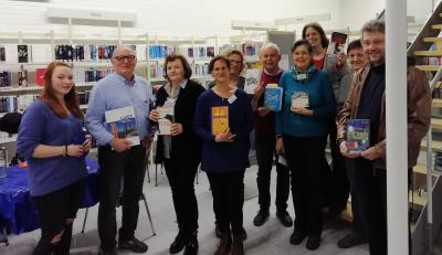 Foto zur Meldung: Nacht der Bibliotheken - Nachklang