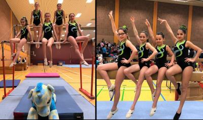 Foto zur Meldung: Einzelmeisterschaften in Obertshausen