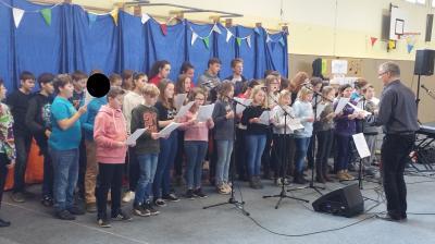 """Vorschaubild zur Meldung: Schülerkonzert """"Musik macht uns gemeinsam stark"""""""