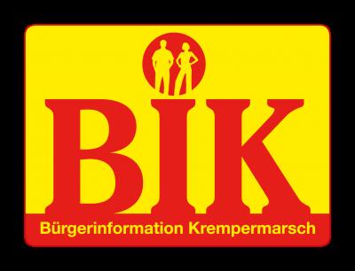 """Logo Bürgerinformation Krempermarsch """"BIK"""""""
