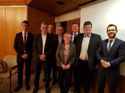 Foto zur Meldung: NSGB-Kreisverband Helmstedt tagte in Velpke: Stärkung der Kommunalfinanzen gefordert